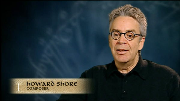 howard shore lord of the rings